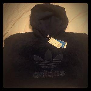 Adidas Originals Winterized Sherpa Pullover